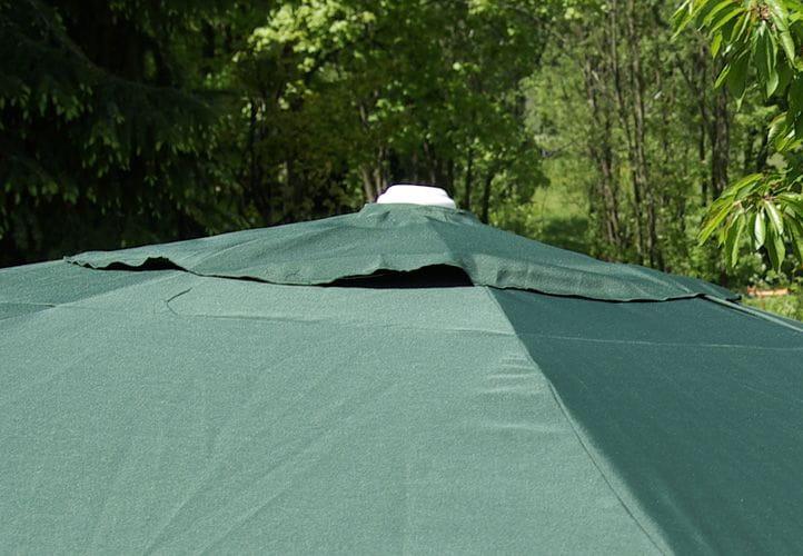 parasol ogrodowy 4m zielony aluminiowy z korbk sklep internetowy. Black Bedroom Furniture Sets. Home Design Ideas