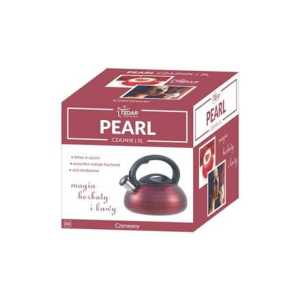 Czajnik pearl red 3l
