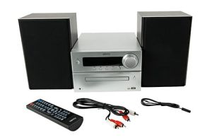 Miniwieża  CD/MP3/USB, radio FM, equalizer Camry