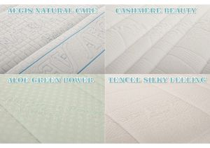 Materac lateksowy Hevea Comfort Royal 200/160 Cashmere Beauty - 590160210165CB