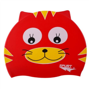 red cat czepek silikonowy spurt