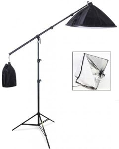 Mini studio fotograficzne Lampa softbox 40x40cm