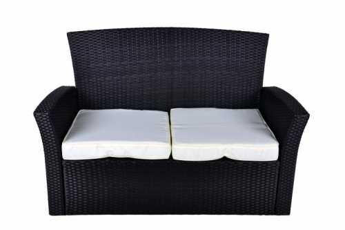 Meble Ogrodowe (Stoł Sofa 2 Fotele) Merano :   Stół + 2 x Fotele + Sofa  Sklep Internetowy TwojPasazpl