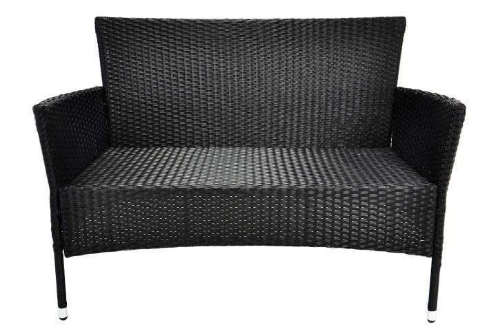 Producent Mebli Ogrodowych Z Rattanu : Zestaw mebli ogrodowych z rattanu, stół + 2 fotele + sofa  sklep