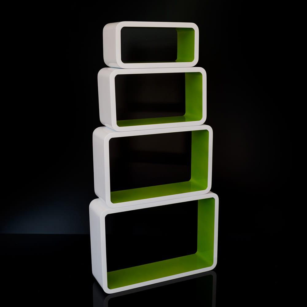 Regały ścienne Retro Cube
