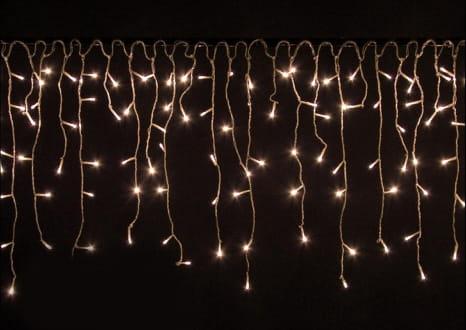 Lampki 400 Led Wiszące Ciepłe Białe Joylight