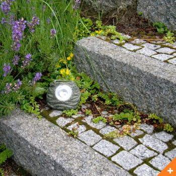 8szt Lampa Solarna Jak Kamień Lampa Ogrodowa