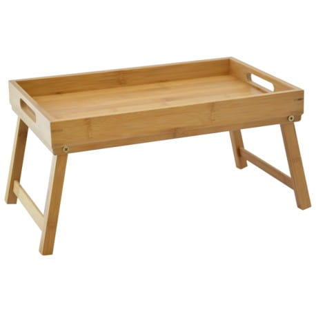 Stolik śniadaniowy Bambusowy Tavolino Tadar