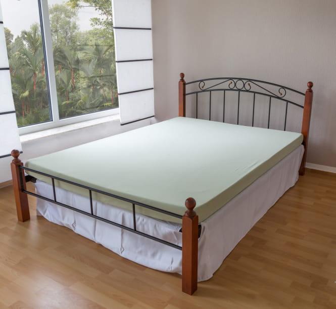 Falbana Zasłona Na Stelaż łóżka 140 X 200 Cm