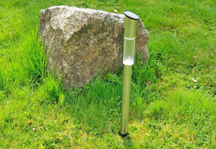 Lampki Ogrodowe Solarne 10 Sztuk Led Oświetlenie Ogrodowe