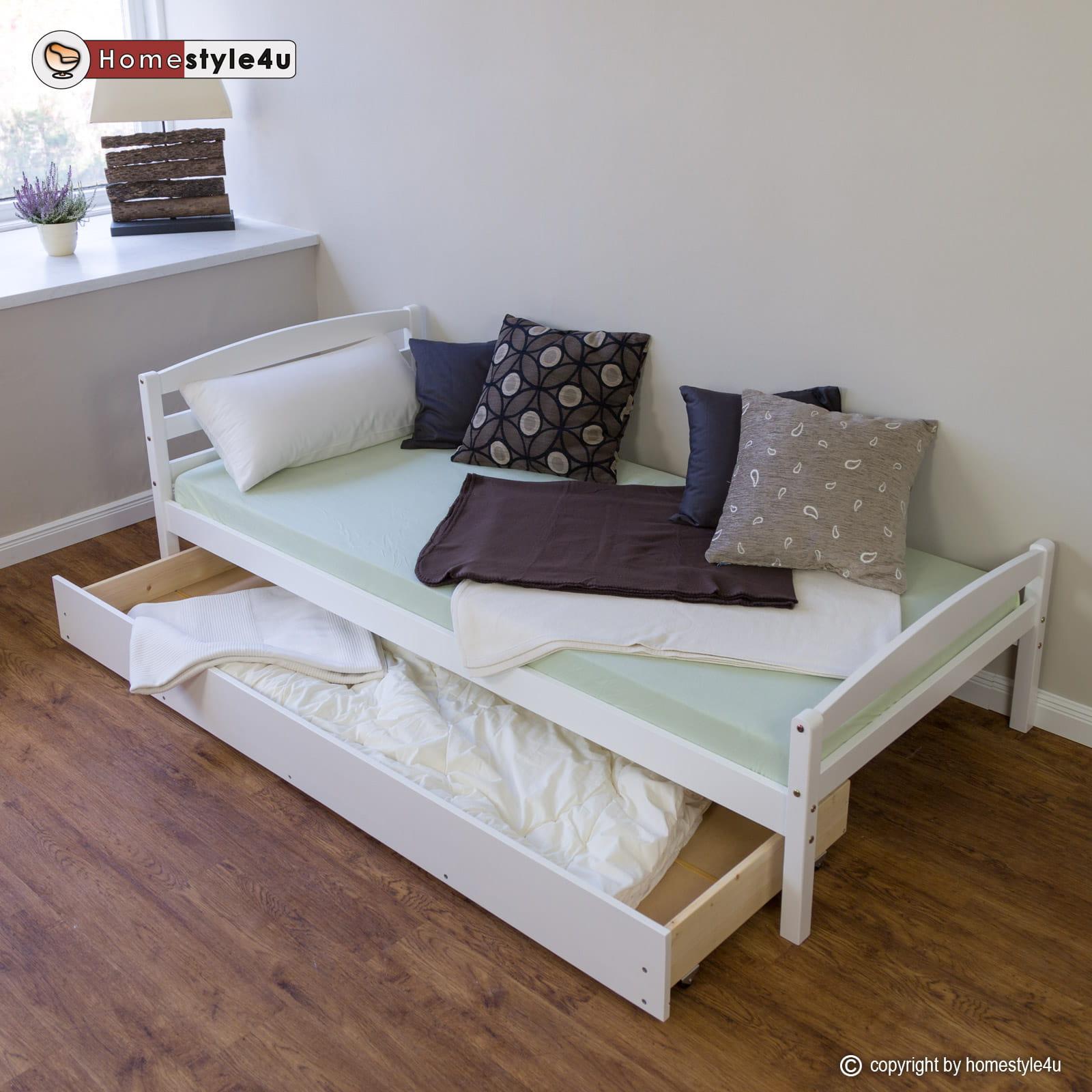 ko m odzie owe 90x200 cm rozsuwane bia e sklep. Black Bedroom Furniture Sets. Home Design Ideas