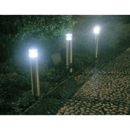 Lampy Solarne Oświetlenie Solarne Do Ogrodu Komplet 3 Szt