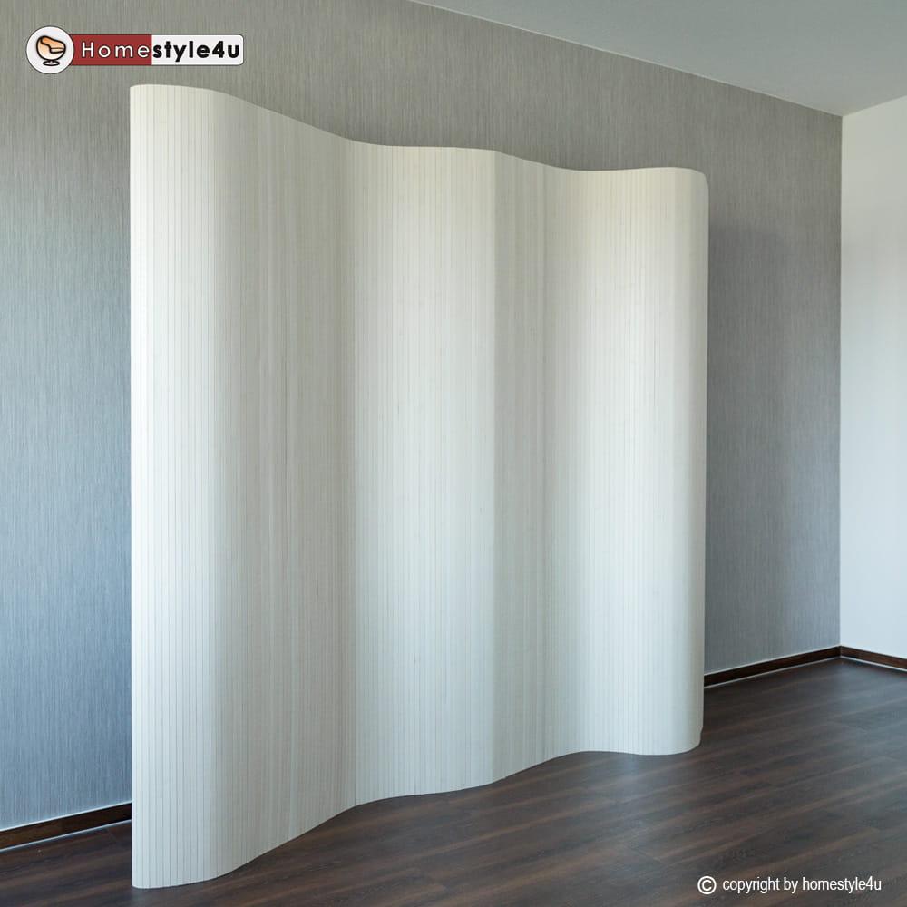parawan bambusowy bia a meblo cianka 200 x 250 cm sklep. Black Bedroom Furniture Sets. Home Design Ideas